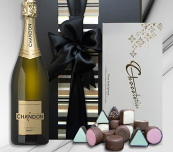 Chandon & Chocolates Gift - fast gift delivery australia wide