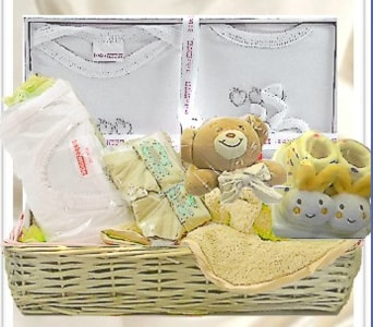 Sweet Baby Gift Basket - fast gift delivery australia wide