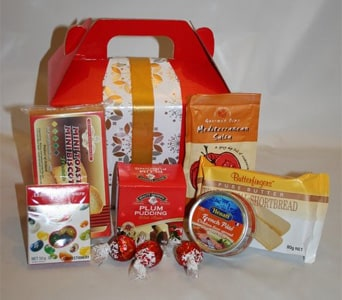 Mini Christmas Hamper - fast gift delivery australia wide