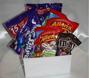 Favourites Gift Box - fast gift delivery australia wide