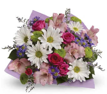 Make Mum Smile for flower delivery new zealand wide