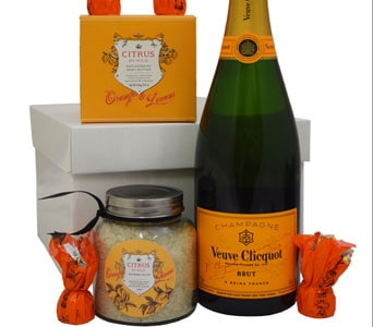 Champagne Bubble Bath - fast gift delivery australia wide