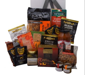 The Italian Kitchen Gourmet Hamper - fast gift delivery australia wide