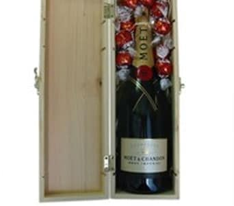 Moet and Chocolates Gift Box - fast gift delivery australia wide