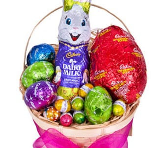 Grumleys gifts fast gift basket delivery australia wide easter treat fast gift delivery australia wide negle Gallery