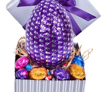 Chocolate Box - Easter Hamper - fast gift delivery australia wide