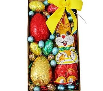 Easter Bunny's Choice Hamper - fast gift delivery Australia wide