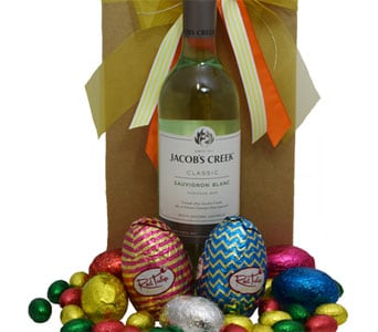 Order wine champagne gifts delivery online australia wide easter wine and chocolate fast gift delivery australia wide negle Choice Image