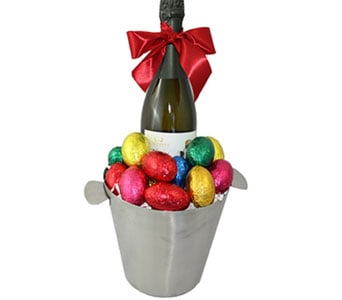 Eggcelent Eggs and Bubbles - fast gift delivery australia wide