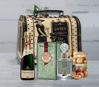 Perfume and Champagne - fast gift delivery australia wide