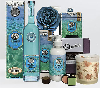 Beach Luxury Collection Gifts for Women - fast gift delivery australia wide