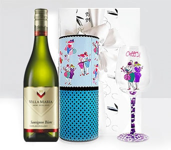 Bella Donna Wine Gift Hamper - fast gift delivery australia wide