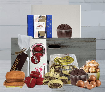 Sweet Food Gift Hamper - fast gift delivery Australia wide