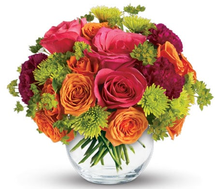 Smile Bright for flower delivery australia wide