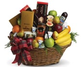 Ultimate Christmas Basket in Vermont , SouthernCrossFlowers.Com.Au
