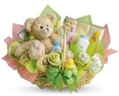 Bouncy Baby in joondalup , florist works joondalup