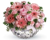 Pink Sparkle in wetherill park , angel's garden florist