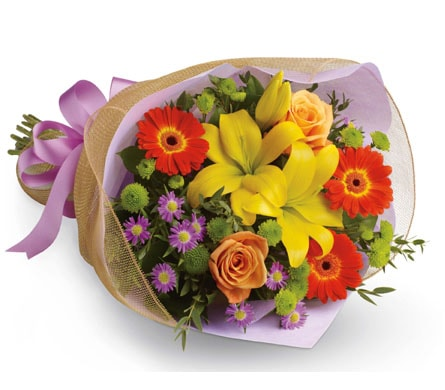 Bright Lights in midland, perth , abunch flowers midland florist