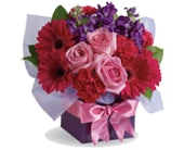 Simply Stunning in brisbane cbd , florists flower shop brisbane