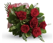 Fall in Love in brisbane cbd , florists flower shop brisbane