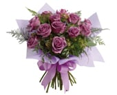 Lavender Wishes in winston hills , colour on stem florist