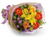 Bright Lights for flower delivery United Kingdom wide