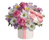 Hats Off to Spring in nowra , hyams nowra florist