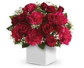 Heart of Christmas for flower delivery Australia wide