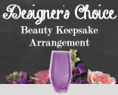 Designer's Choice Beauty Keepsake Arrangement in willoughby , willoughby florist