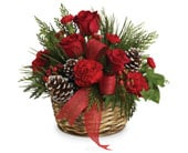 Christmas Riches in midland , abunch flowers midland florist