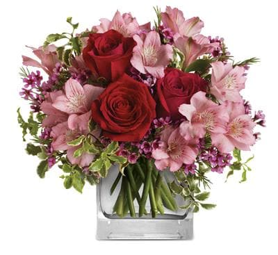 Hearts Treasure for flower delivery Australia wide