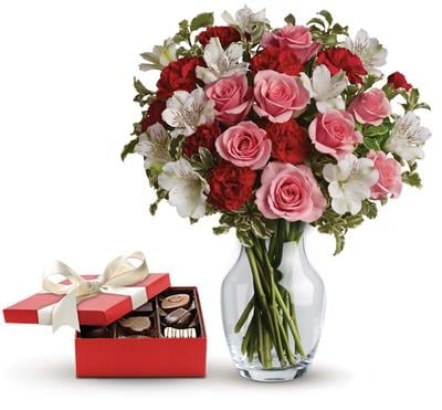 Eternal Love in Edmonton, Cairns , Edmonton Flowers And Gifts