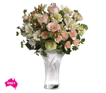 Celebrate Love for flower delivery Australia wide
