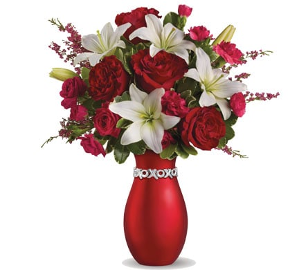 XOXO Sweetheart in New Zealand Wide , Florist Works N.Z.