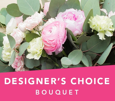 Designer's Choice Bouquet in Hobart , Florist Works - Hobart Flowers