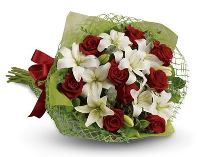Royal Romance in Clayton, Melbourne , Abbadeen Florist