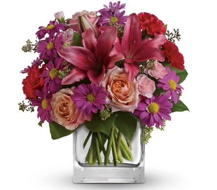 Send flowers local flower delivery flowers online petals network enchanted garden for flower delivery new zealand wide negle Images