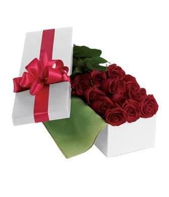Roses For You in Emerald , Spoilt