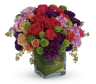 One Fine Day in Fairfield , Fairfield Florist