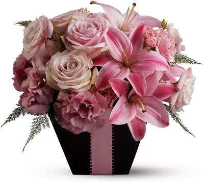 First Blush in Toorak , Petals Florist Network