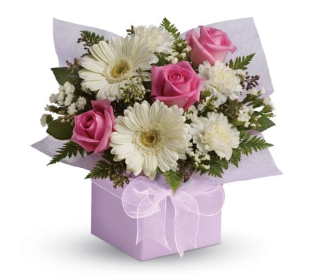 Sweet Thoughts for flower delivery United Kingdom wide