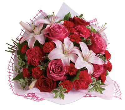 Allure Her for flower delivery United Kingdom wide