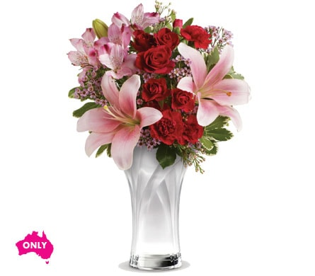 Celebrate Amore in Australia NSW, Florist Works