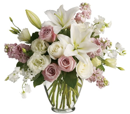 Enchanting Mum for flower delivery New Zealand wide