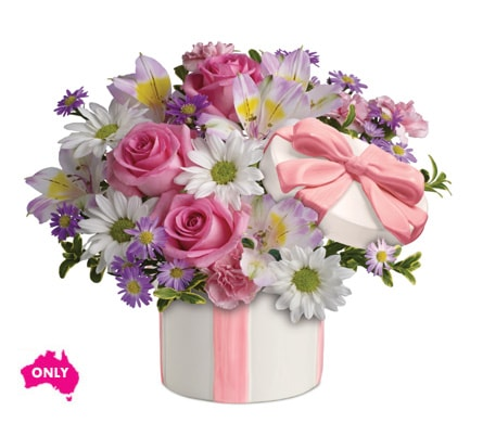 Hats Off to Spring in Coolangatta , Coolangatta Florist