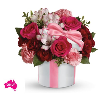 Hats Off to Passion in Brisbane , Brisbane Online Florist