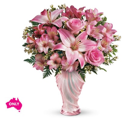 Look of Love in Wagga Wagga , Glamis Court Florist