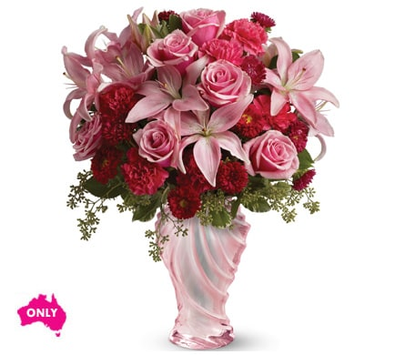 Be My Love in Wagga Wagga , Glamis Court Florist