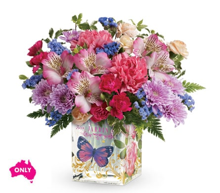 Enchanted Blooms for flower delivery Australia wide