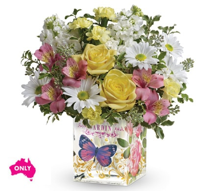 Enchanted Journey for flower delivery Australia wide